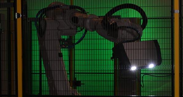 Robotisierte Produktionssysteme