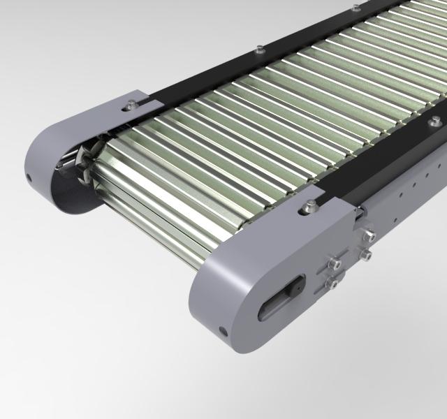 Segment conveyors